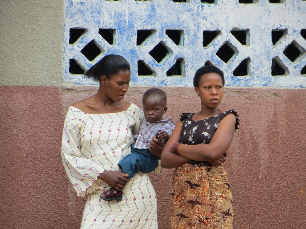 mujeres de tanzania