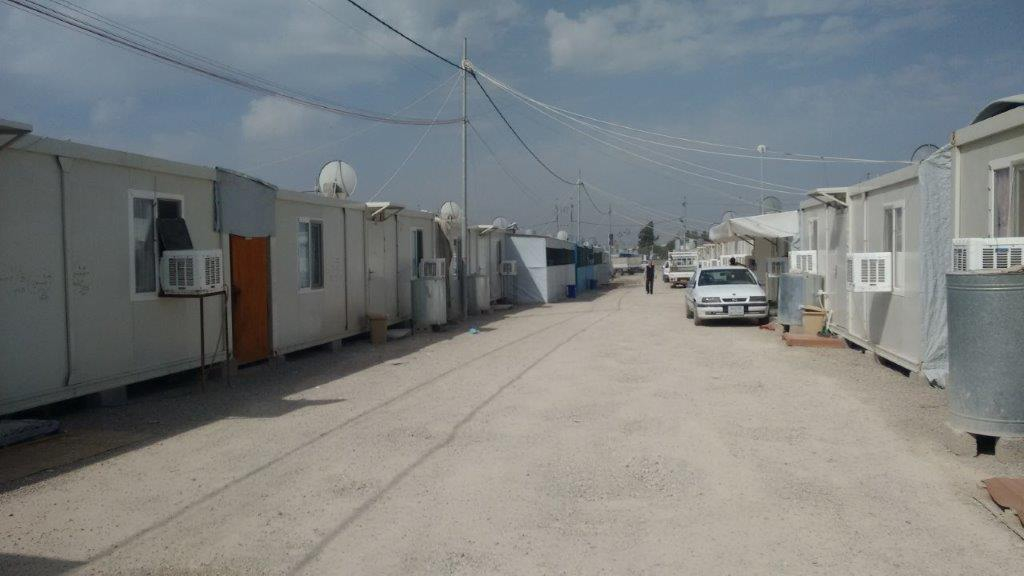 Institute of the Incarnate Word - Refugee Camp