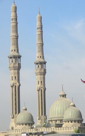 Mezquita Cairo