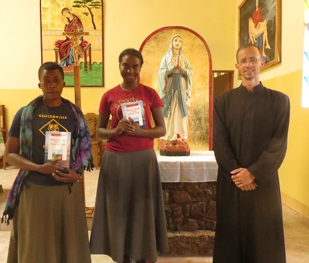 IVE Tanzania First Spiritual Exercises